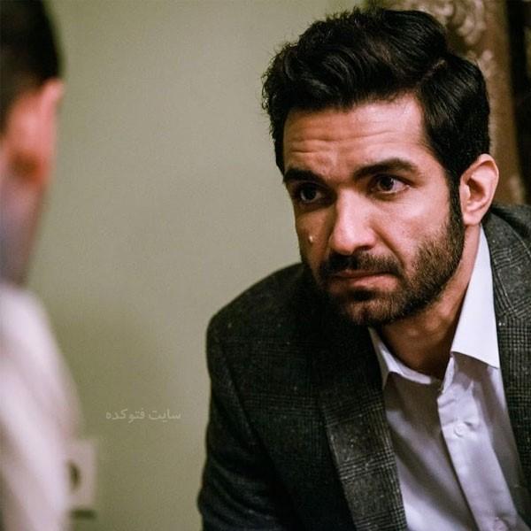بیوگرافی رضا اکبرپور بازیگر سریال حوالی پاییز
