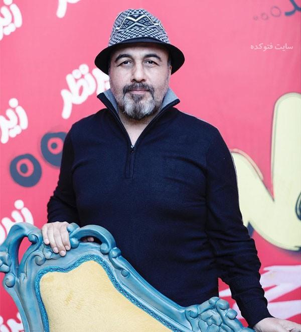 عکس و بیوگرافی رضا عطاران بازیگر و کارگردان (Reza Attaran)