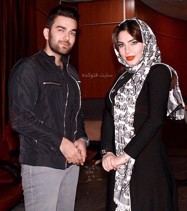رضا بهشتی و سحر نظام دوست