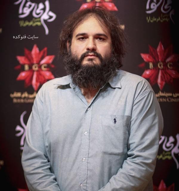 رضا درمیشیان کارگردان کیست + داستان زندگی