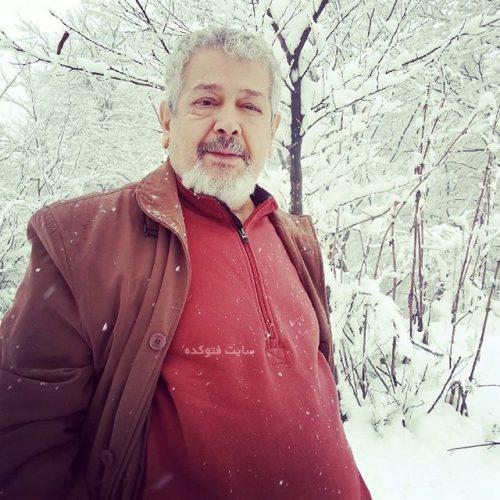 زندگینامه رضا فیاضی