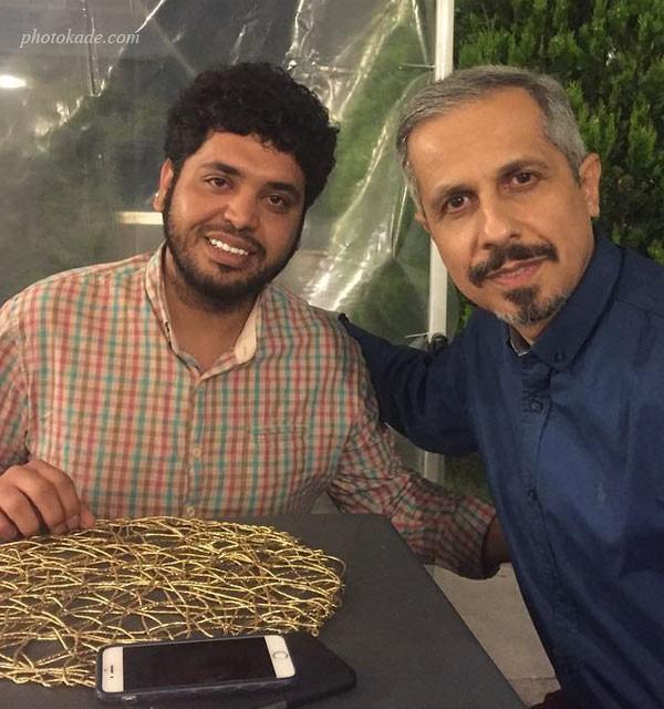 رضا حجری و سید جواد رضویان + بیوگرافی کامل