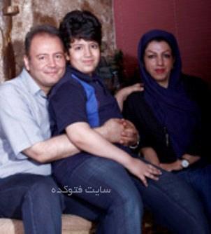 همسر رضا جاودانی