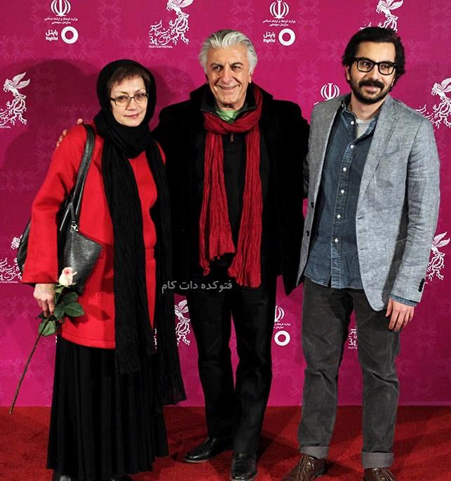همسر رضا کیانیان و پسرش علی + بیوگرافی کامل