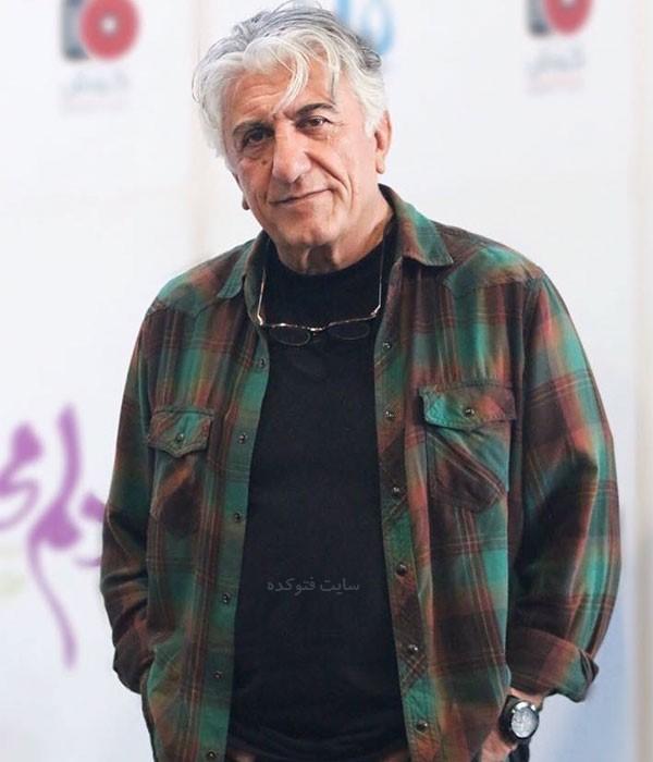 بیوگرافی رضا کیانیان بازیگر + زندگی شخصی