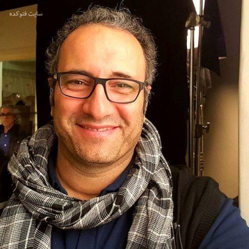 رضا میرکریمی و همسرش + بیوگرافی کامل