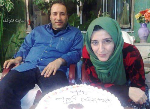 عکس رضا میرکریمی و همسرش + بیوگرافی کامل