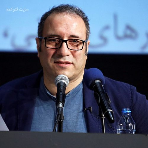 عکس سیدرضا میرکریمی کارگردان + زندگینامه