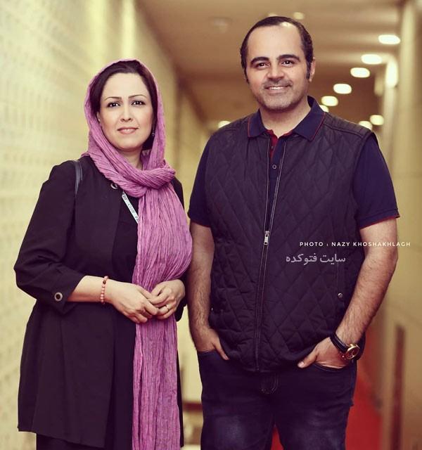 رضا مولایی و همسرش شیوا اردویی + بیوگرافی کامل