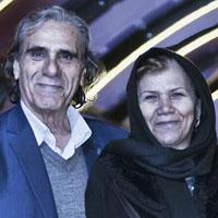 بیوگرافی رضا ناجی و همسرش + عکس و زندگی خانوادگی