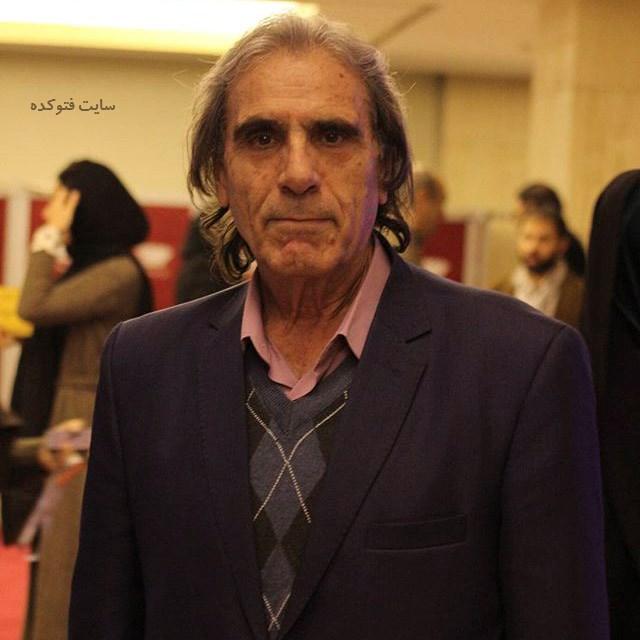 عکس و بیوگرافی رضا ناجی / reza naji زندگینامه شخصی و خانواده