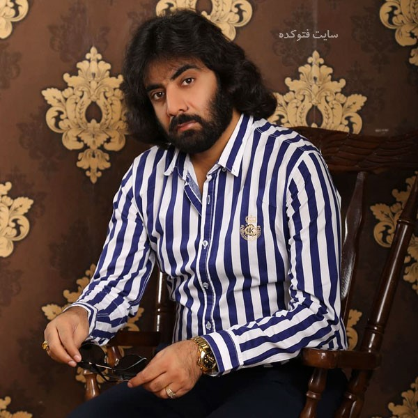 بیوگرافی رضا نیک فرجام با عکس های شخصی