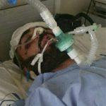 مرگ مغزی رضا نیک پناه دوچرخه سوار تیم ملی + عکس