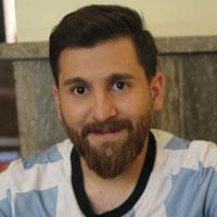 بیوگرافی رضا پرستش بدل لیونل مسی ایرانی + iranian messi