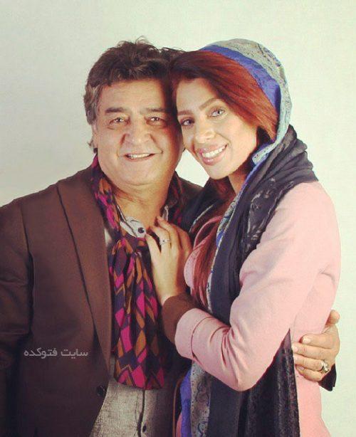 عکس رضا رویگری و همسرش تارا کریمی + زندگینامه