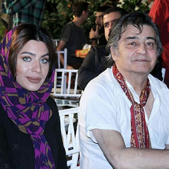 عکس رضا رویگری و همسرش تارا کریمی
