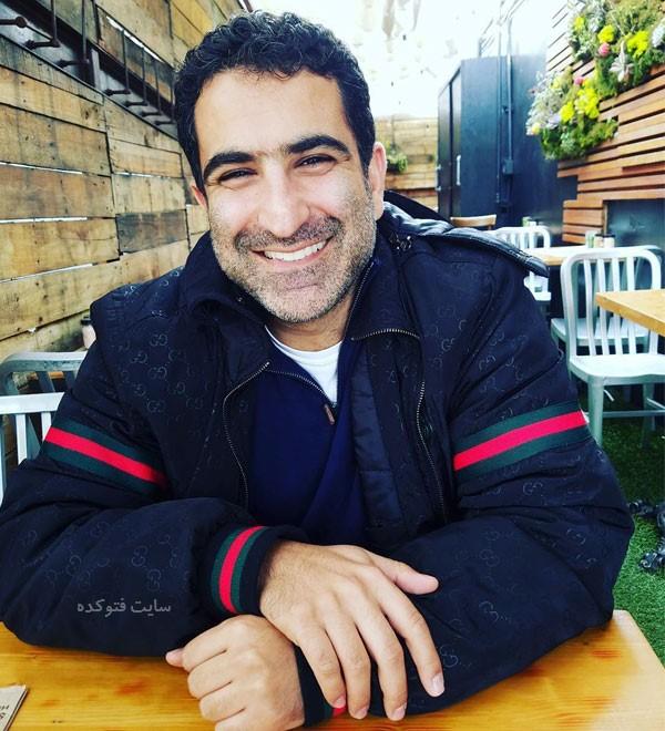 بیوگرافی رضا روحانی