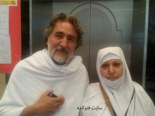 عکس منتسب به رضا توکلی و همسرش + زندگینامه کامل
