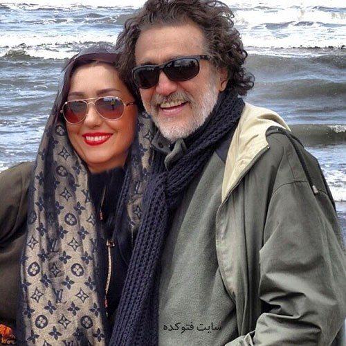عکس رضا توکلی و دخترش + بیوگرافی کامل