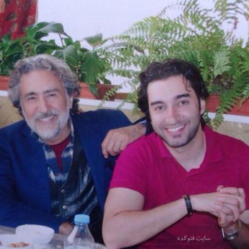 عکس رضا توکلی و پسرش + بیوگرافی کامل