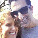 رضا روحانی و همسرش فرانک سلیمانی + بیوگرافی کامل
