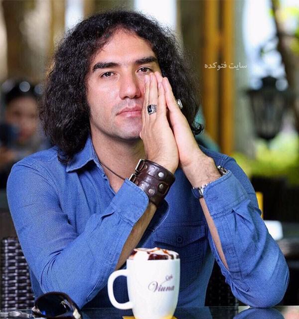 عکس و بیوگرافی رضا یزدانی خواننده (Reza Yazdani)