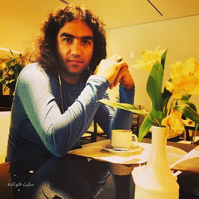 بیوگرافی رضا یزدانی خواننده با عکس زندگی شخصی