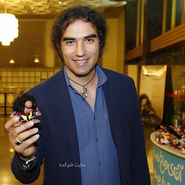 رضا یزدانی خواننده کیست با عکس و بیوگرافی