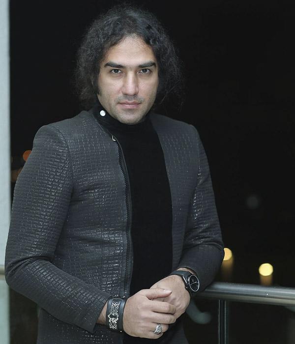 عکس هایرضا یزدانی خواننده + خانواده و زندگی شخصی