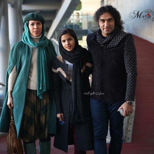 عکس رضا یزدانی و همسرش شبنم لالمی + درآمد خوانندگی