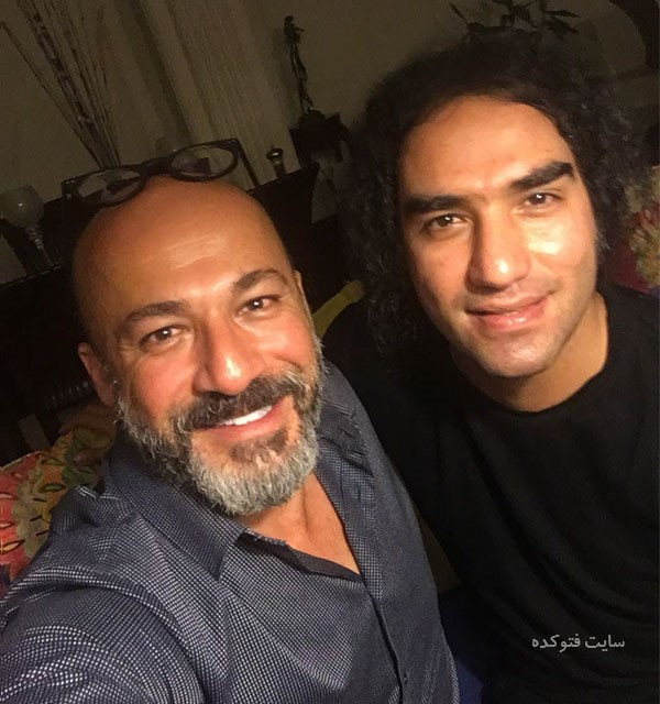 Reza Yazdani و امیر آقایی