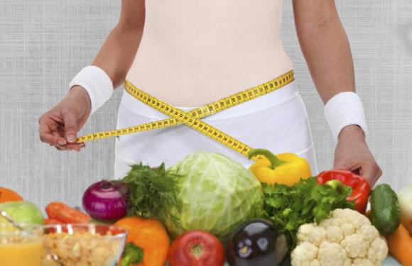 رژیم غذایی لاغری شکم و پهلو