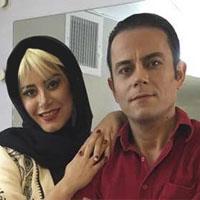 بیوگرافی رحیم نوروزی و همسرش آسیه ضیایی + طلاق و دخترش