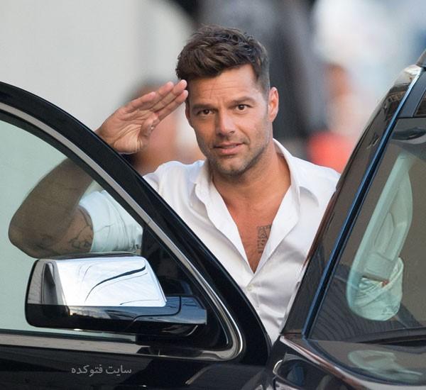 ریکی مارتین خواننده - Ricky Martin