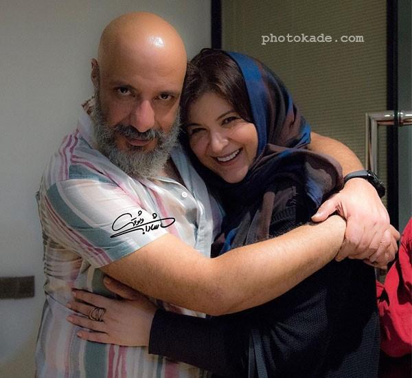 بیوگرافی ریما رامین فر و همسرش