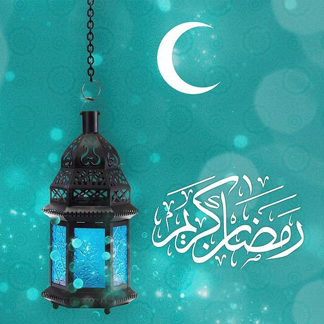 عکس حلول ماه مبارک رمضان