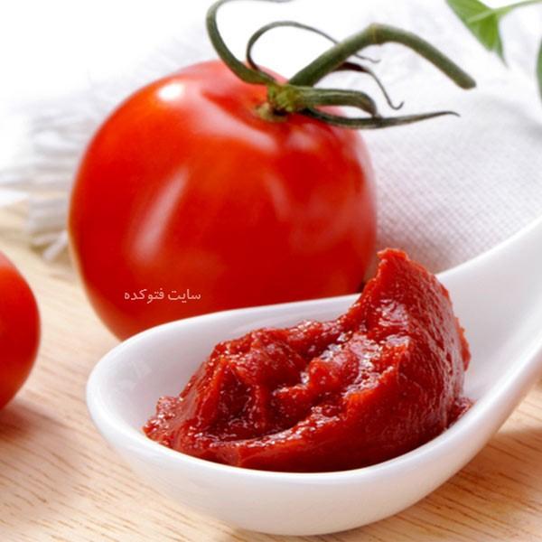 جوشاندن رب کپک زده برای از بین بردن کپک رب گوجه خانگی