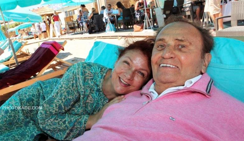 عکس روزه هانن,عکس جدید بازرس ناوارا,عکس جدید روژه هانن,بازرس ناوارو فوت کرد,عکسهای بازرس ناوارو,عکس roger hanin ,عکس روژه هانن و همسرش