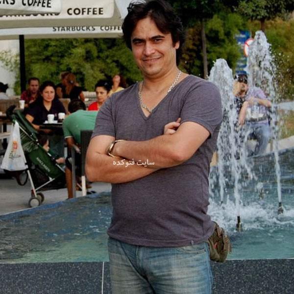 عکس و بیوگرافی روح الله زم و نحوه دستگیری