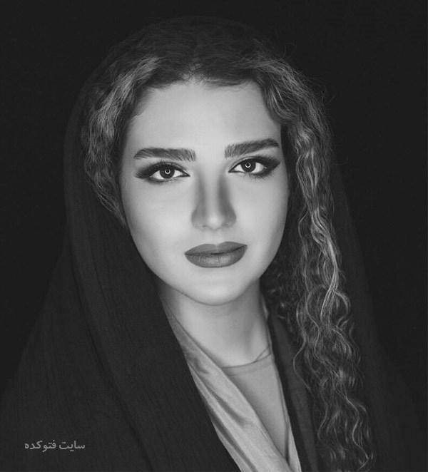 عکس و بیوگرافی روژان آریامنش