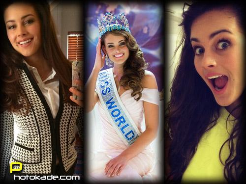 عکس های ملکه زیبایی 2014
