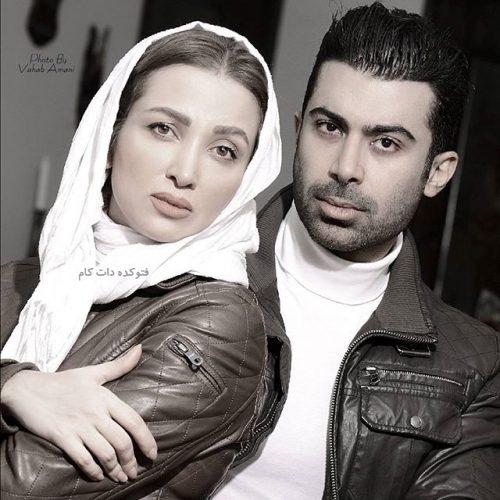 عکس روناک یونسی و همسرش محسن میری + بیوگرافی