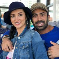 بیوگرافی روناک یونسی و همسرش محسن میری + ورزش و هنر