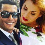 نامزد جدید رونالدو الیسا دی پانیسیس