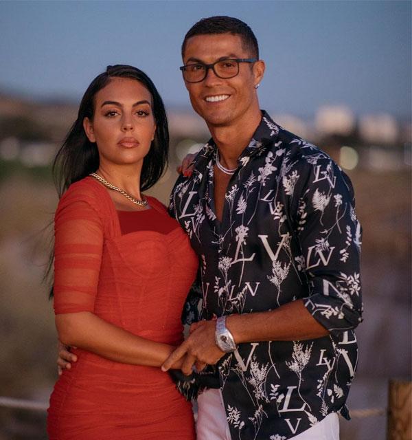 عکس بیوگرافی کریستیانو رونالدو و همسرش جورجینا رودریگز