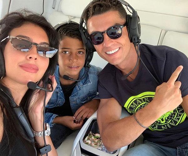 داستان زندگی کریستیانو رونالدو Cristiano Ronaldo و همسرش