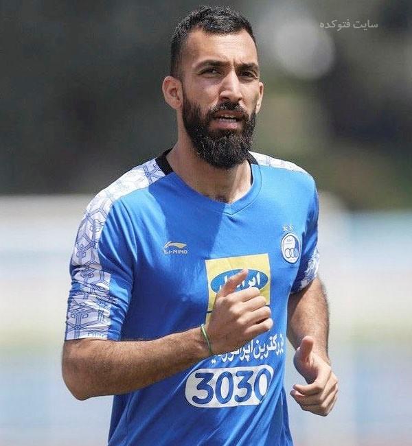 عکس های روزبه چشمی بازیکن فوتبال