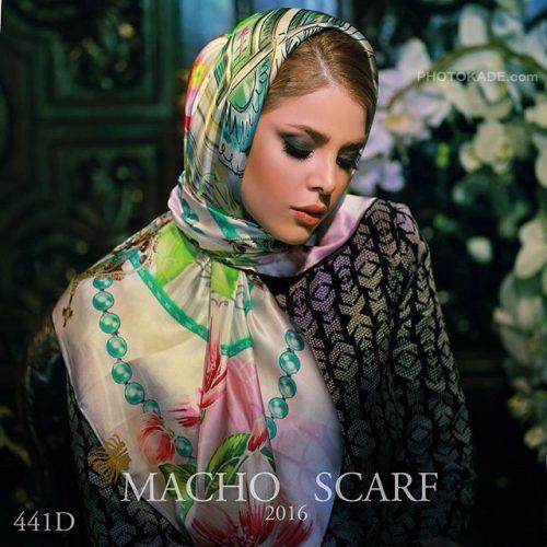 مدل شال و روسری مجلسی ۲۰۱۶