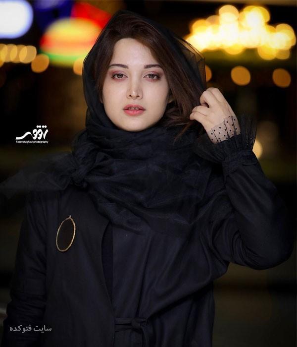 عکس بیوگرافی روشنک گرامی Roshanak Gerami بازیگر زن خوابالو