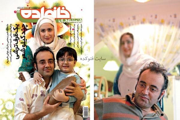 اردشیر رستمی و همسرش شهلا پیرجانی + بیوگرافی کامل
